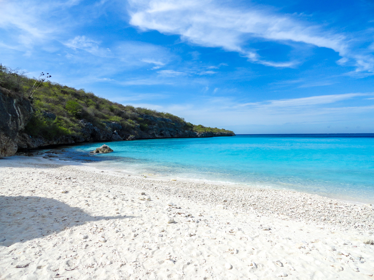 curacao strand cas abou beach