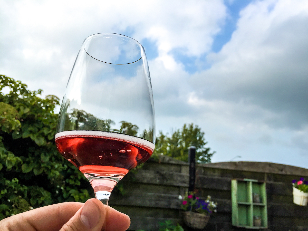 9 - bijzondere streken - wijn proeven - bellofresco - lambrusco - pignoletto