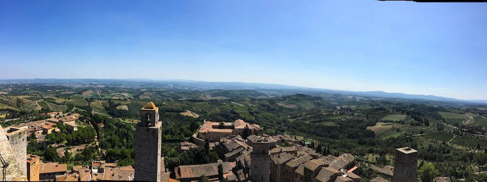 San Gimignano Italie - Bijzondere Streken