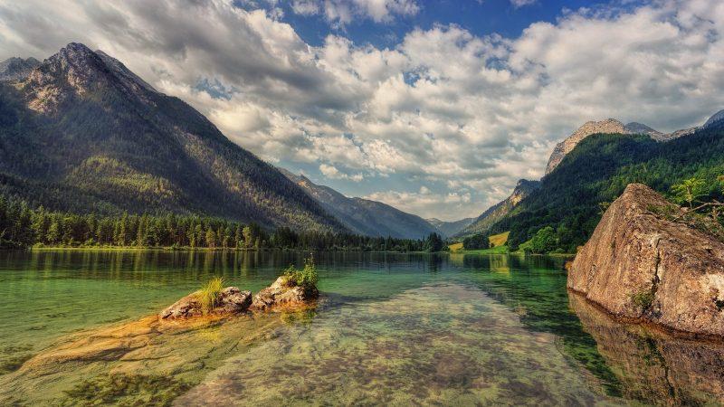 Natuurgebieden in Duitsland
