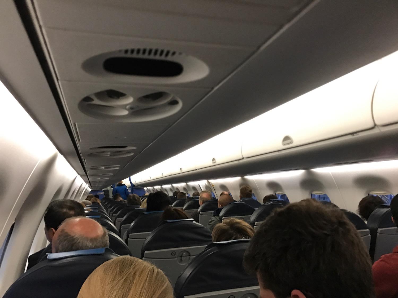 vliegtuig 10 grootste irritaties in het vliegtuig